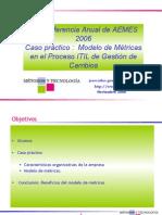 15 Modelo Metricas ITIL