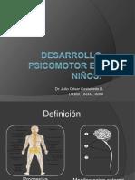 Desarrollo psicomotOR en niños.ppsx