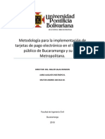 Implementacion de Tarjetas Electronicas Para El Pago Del Trasnporte Publico.desbloqueado