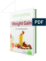 50 Smoothies for Weight Gain 1 Update
