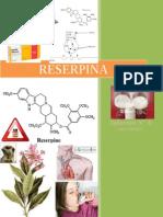 Informe N_6 Reserpina