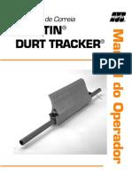 20 - Raspador Durt Tracker STD