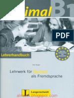 OptimalB1_Lehrerhandbuch