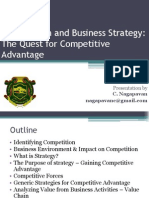 Competition Analysis and Business Strategy