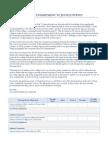 Freedom Budget Commitment Survey