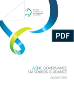 ACNC Governance Standards Guidance [PDF 554KB]