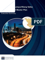 Greater Kuala Lumpur/Klang Valley Public Transport Master Plan - Executive Summary