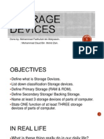 storage devices 3