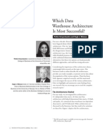 Data Warehouse Architecture 032008