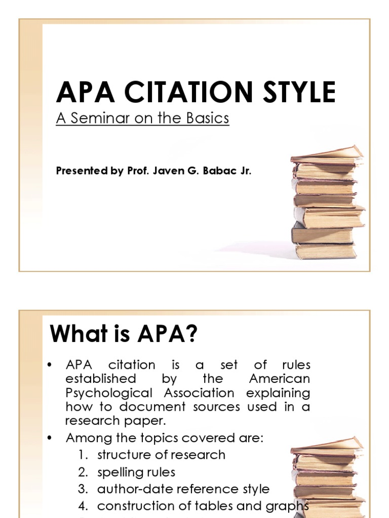 apa style of citation Apa citation style is similar to harvard referencing, listing the author's name and year of publication, although these can take two forms.