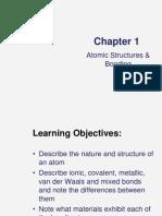 Chapter 1 Atomic Bonding