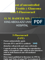 Treatment of Uveitis by 5FU.ppt-97-2003