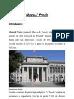 Muzeul Prado Madrid