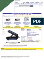 Olympus X785 + Tripe + Case + 2 GB + Carreg + Sedex Gratis - R$ 439 00 - ZERO