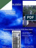 Ultrasite Base Station Presentation