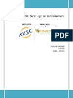 Impact of Kesc Logo on Customers