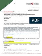Desacuerdo con eliminación de aparcabici en calle Laguardia (13/2014)