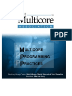 Multicore Programming Practices