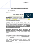 Obligaciones tributarias 2014. 1º trimestre - IFRA asesores