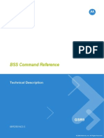 Motorola Bss Command Reference
