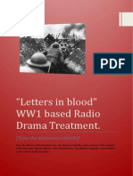 letters in blood treatment