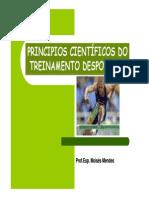 Principios Do Treinamento Desportivo1