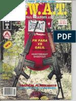 "FN Para Vs ""Taylor Made"" Galil, SWAT Feb 1984"