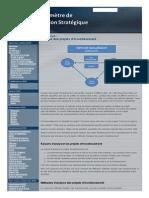 Analyse des projets d'investissement - Baromètre de Gestion Stratégique