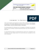 Bhatia Gummidipoondi Whrsg o&m Manual Final Copy