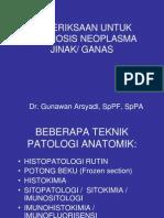 Diagnosis Patologi kuliah dokter
