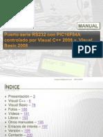 Picrs232 Vcpp y Vb