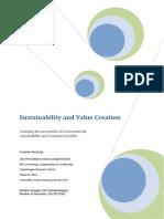 2011 Sustainability+ValueCreation