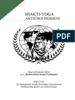 Bhakti-Yoga u Prakticnoj Primjeni