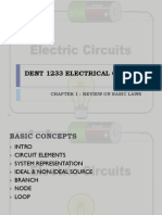 Introduction of Electrical Circuit