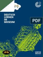 """პროექტი - ,,ვისწავლოთ გერმანული ენა მუზეუმში"""""""