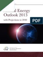 (2013)  EIA Annual Energy Outlook 2013---0383(2013)