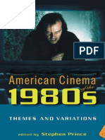 [Screen Decades] Stephen Prince (Ed.) - American Cinema of the 1980s ~ Themes and Variations