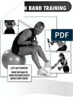 Bodylastics User Manual 2011 Black and White