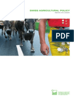 Swiss Agricultural Policy