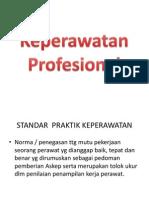 Keperawatan Profesional