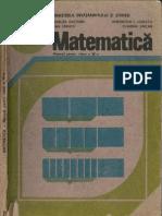 Cls 4 Manual Matematica 1991(Cut)