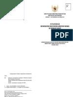 KMK No. 1087 Tentang Standar Keselamatan Dan Kesehatan Kerja + Lampiran