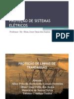 PROTEÇÃO DE LINHAS DE TRANSMISSÃO.pdf