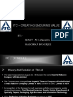 ITC and ITC sunfeast indepth