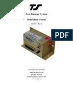 Yaw Damper Installation Guide