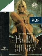 Trag 75 - Hansjorg Martin - Tajna Sobe 7