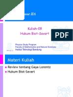 5795419359_Kuliah 09 Hukum Biot Savart