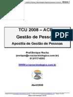 TCU-Gestão de Pessoas e Aprendizagem Organizacional