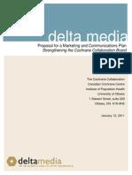 Delta Media Proposal