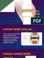 Fungsi Synovial Fluid